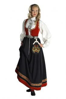 Vestfold bunad Art Costume, Folk Costume, Costumes, Classy Outfits, Classy Clothes, Beauty Art, Ethnic Fashion, Traditional Outfits, Norway