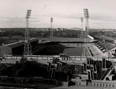 James Park Newcastle upon Tyne Unknown 1978 Soccer Stadium, Football Stadiums, British Football, European Football, Newcastle United Football, Bristol Rovers, St James' Park, Old Photos, Vintage Photos