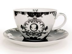 Image detail for -Toxiferous Designs: Cameo Tea Cup & Saucer Sets