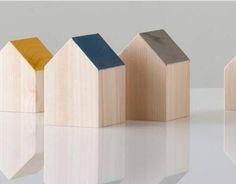 Landscape Products Wood House Block Set: Remodelista