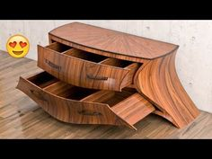 20 Amazing WoodWorking Skills Techniques Tools- Wood DIY Projects You MU...