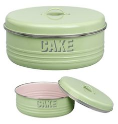 I have been wanting a Typhoon Cake tin for years now.  Perhaps it is time.