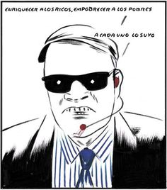 Viñeta: El Roto - 3 NOV 2012 | Opinión | EL PAÍS  A cada uno lo suyo ... Como debe ser :)