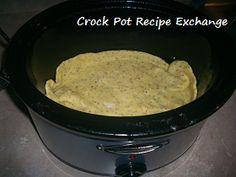 Crock Pot Focaccia