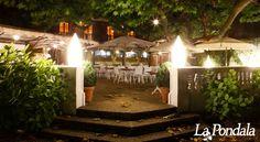 En la época estival, los clientes de La Pondala  pueden disponer de  su acogedora #terraza y  disfrutar de la #gastronomía  al aire libre. #verano #Gijon #Gijón #asturias #lapondala
