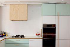 keuken - hendels - tweestroom architecten