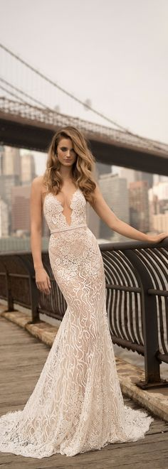 BERTA 2018 bridal collection. Style 18-24