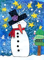 MyCards supports your art program! Could we do this to raise money for a service project?