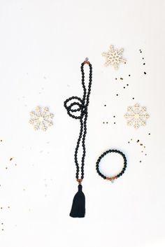 For Him - Powerful Bundle – Mala Collective Yoga Mala, Love And Light, Tassel Necklace, Meditation, Crystals, Handmade, Jewelry, Faith, Wellness