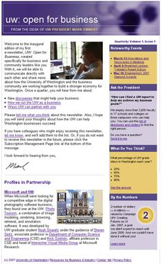 How To Start A Business With E Newsletter Design Komseq
