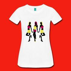 FACE QUEEN - Women's Premium T-Shirt http://shop.spreadshirt.com/KINGDOMBUILDING101/