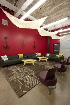 In photos: Skype's offices in Palo Alto