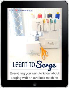 Learn to Serge ebook series