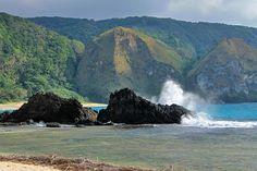 Sibang Cove by Edgar Alan Zeta-Yap (Calayan Island, Cagayan, Philippines)
