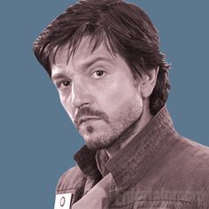 'Rogue One': Exclusive Details on All the New 'Star Wars' Characters | Captain Cassian Andor (Diego Luna) | EW.com