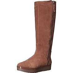 #Shoes #Apparel Nine West 4447 Womens Gladys Brown Suede Winter Boots Shoes 11 Medium (B,M) BHFO #Christmas #Gifts