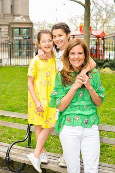 Spring Florals From Zara | Spring Florals For Moms and Girls | Spring Floral Fashion | Spring Girls Fashion | Spring Mom Fashion | MomTrends.com