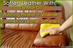 How to Soften Leather