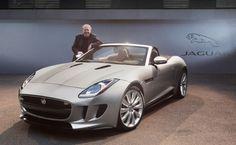La Jaguar F-Type vince il World Car Design of the Year 2013