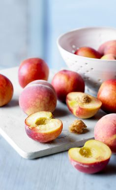 Peaches work brilliantly in a variety of sweet and savoury recipes. Slice into a salad of cold roast chicken with watercress and hazelnuts or pair them with raspberries to top a pavlova. Browse the Waitrose website for more recipe ideas.