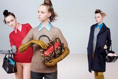Womenswear Fall Winter 2015 - Advertising Campaign   Prada.com