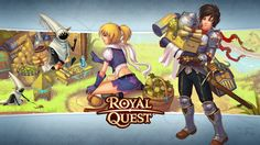 Royal Quest wallpaper - Background hd (Fairbanks Leapman 1920x1080)