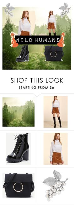 """""""Shein"""" by mersy-123 ❤ liked on Polyvore featuring Disney and Susan Caplan Vintage"""