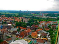 Erlangen, Germany. Dad and the family was stationed here. Erlangen Elementary then Nuremburg American High School. Great place to learn.