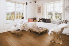 Podłogi Boen w salonie Internity - Myhome