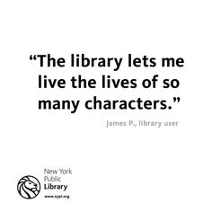 What character are you living right now? http://nypl.bibliocommons.com/