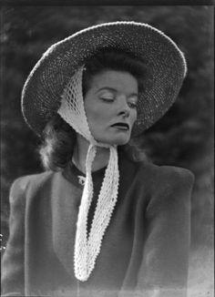 Martin Munkacsi  -  Katherine Hepburn, 1939