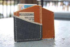 Nice moneyclip alternative. http://thegadgetflow.com/portfolio/money-clip-alternative-cardholder-50/