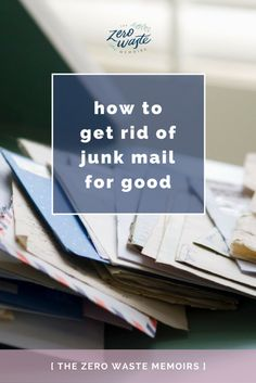 how to stop junk mail instructions to opt out and eliminate it credit card offers junk mail. Black Bedroom Furniture Sets. Home Design Ideas