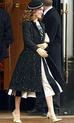 Street Style   Carrie Bradshaw