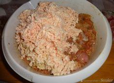 Biała kiełbasa z ćwiartek kurczaka. - przepis ze Smaker.pl Grains, Rice, Food, Meal, Essen, Hoods, Meals, Eten, Korn