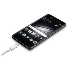 """Image copyright Huawei Image caption Huawei says the Porsche Design version of the phone will be a """"limited edition"""" Huawei has launched new large-screened smartphones in the wake of Samsung's Galaxy Note 7 disaster. The Mate 9 handsets are among New Porsche, Galaxy Note 7, Co Design, Porsche Design, New Technology, Galaxies, Smartphone, Product Launch, Notes"""