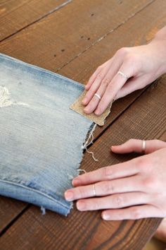 3 denim shorts tutorials. I am so doing the lace insert pair!!