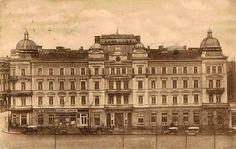 Grand Hotel du Boulevard, opera lui Alexandru Orăscu, inaugurat la 1871.