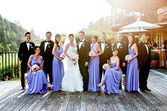 Must do this pic at cocktail hour/sunset  Photography: Vero  Suh - www.verosuh.com  Read More: http://www.stylemepretty.com/california-weddings/rutherford/2014/01/24/glam-auberge-du-soleil-destination-wedding/