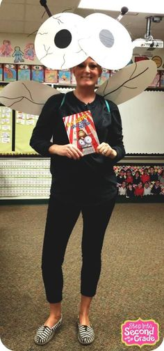 23 Perfect Halloween Costumes For Every Teacher & Book Lover – Bored Teachers #Costumes