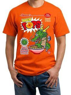 9b5ec238afc56 Playera Camiseta Dragon Ball Pops Cereal Goku 100% Calidad