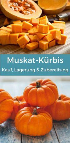 Muskat-Kürbis ist eine köstlich-herbstliche Leckerei. bildderfrau.de versorgt Sie mit allen wichtigen Informationen rund um den orangefarbenen Riesen.