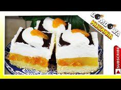 MANDARYNKOWA KOSTECZKA - BOMBOWA KUCHNIA - YouTube Cheesecake, Make It Yourself, Desserts, Youtube, Food, Bakken, Tailgate Desserts, Deserts, Cheese Cakes