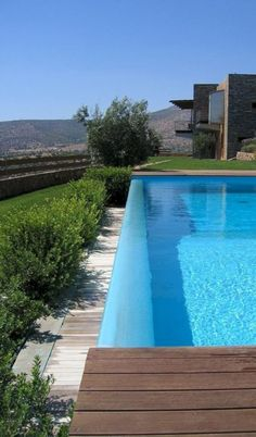 97 Best pool images in 2019 | Balcony, Garden furniture, Garden tool Storagge House And Pool Designs Html on