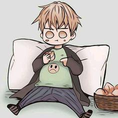 Anime Love, Hot Anime Guys, Chibi Wallpaper, Cute Anime Wallpaper, 8bit Art, Love Is, Manga Cute, Anime Boyfriend, Manhwa Manga