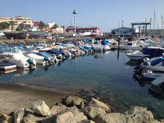 marina of Puerto Mogan Gran Canaria #marina #sea #boat #PuertoMogan #GranCanaria