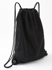 GapFit mesh drawstring bag. Make sure to use Gap Discount and Voucher Codes to get significant discounts on your purchase.