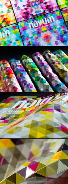 Novum #graphic #design magazine #cover