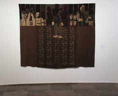 Tapestry from Hannah Ryggen