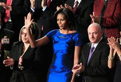 Michelle Obama/State of the Union 2012